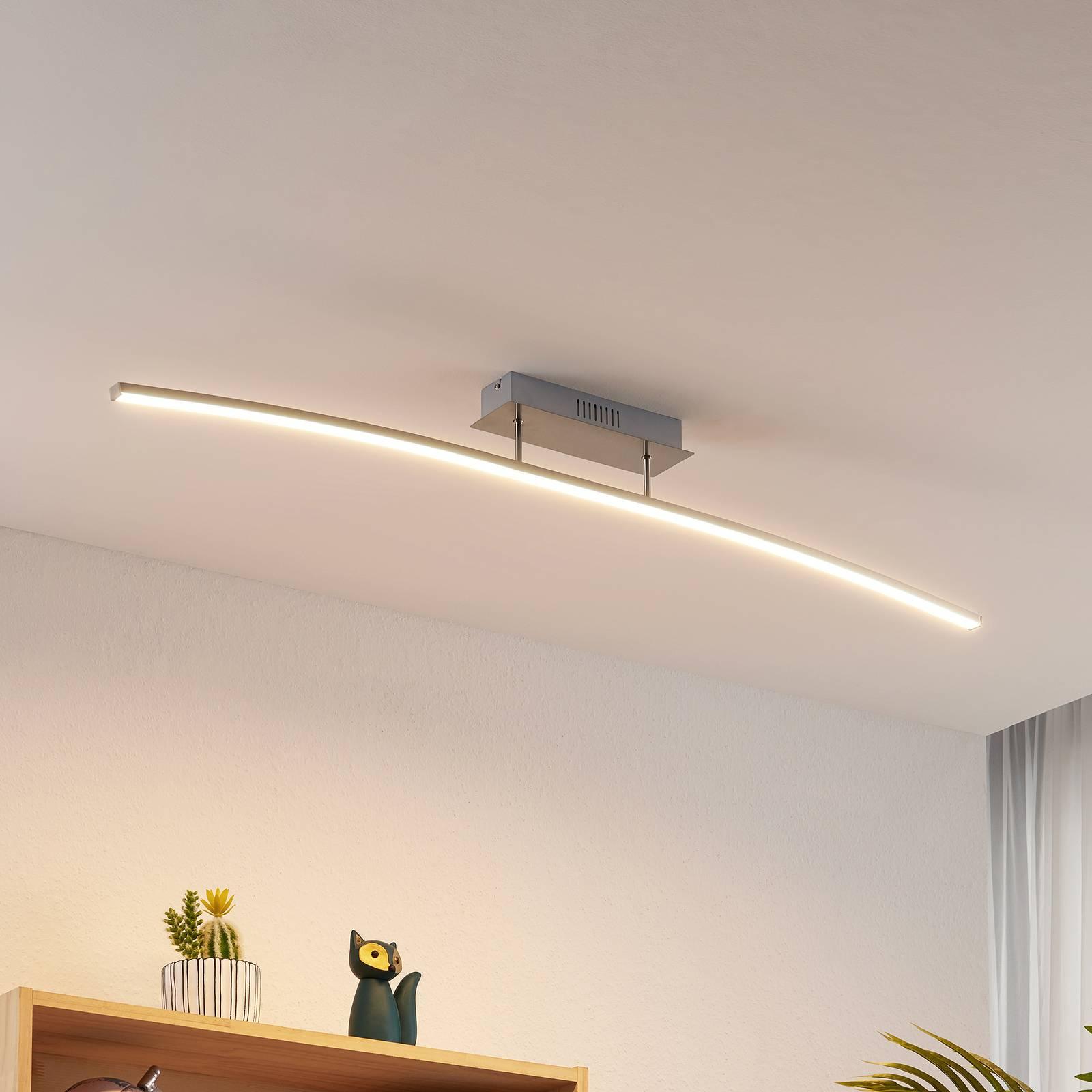 Lindby Phillie -LED-kattovalaisin, himmennettävä