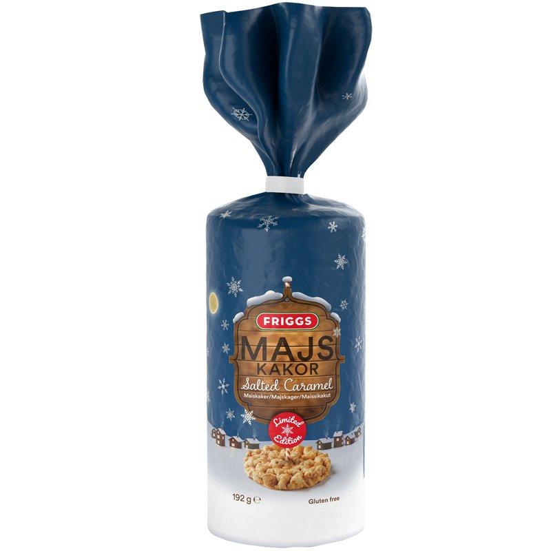 Majskakor Salted Caramel - 52% rabatt