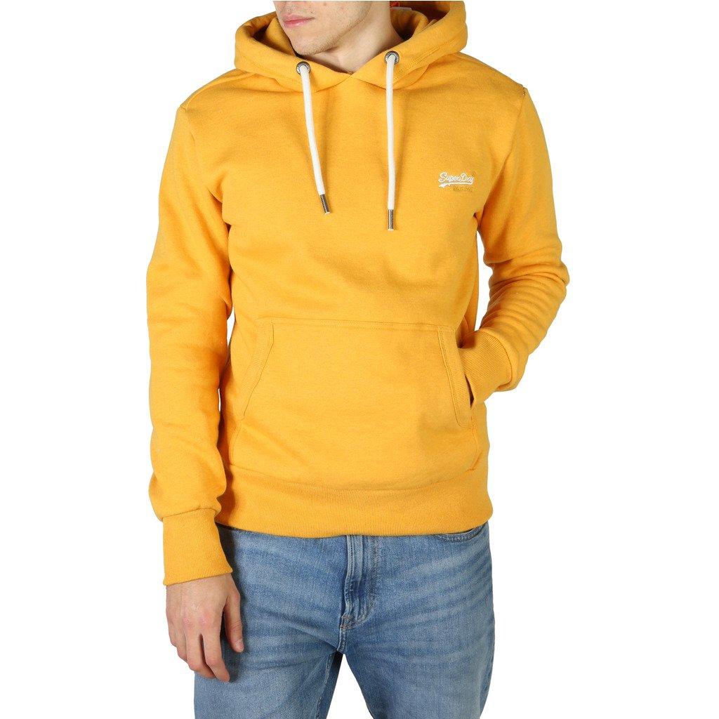 Superdry Men's Sweatshirt Various Colours M2010265A - yellow S