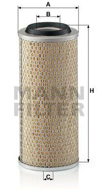 Ilmansuodatin MANN-FILTER C 15 260