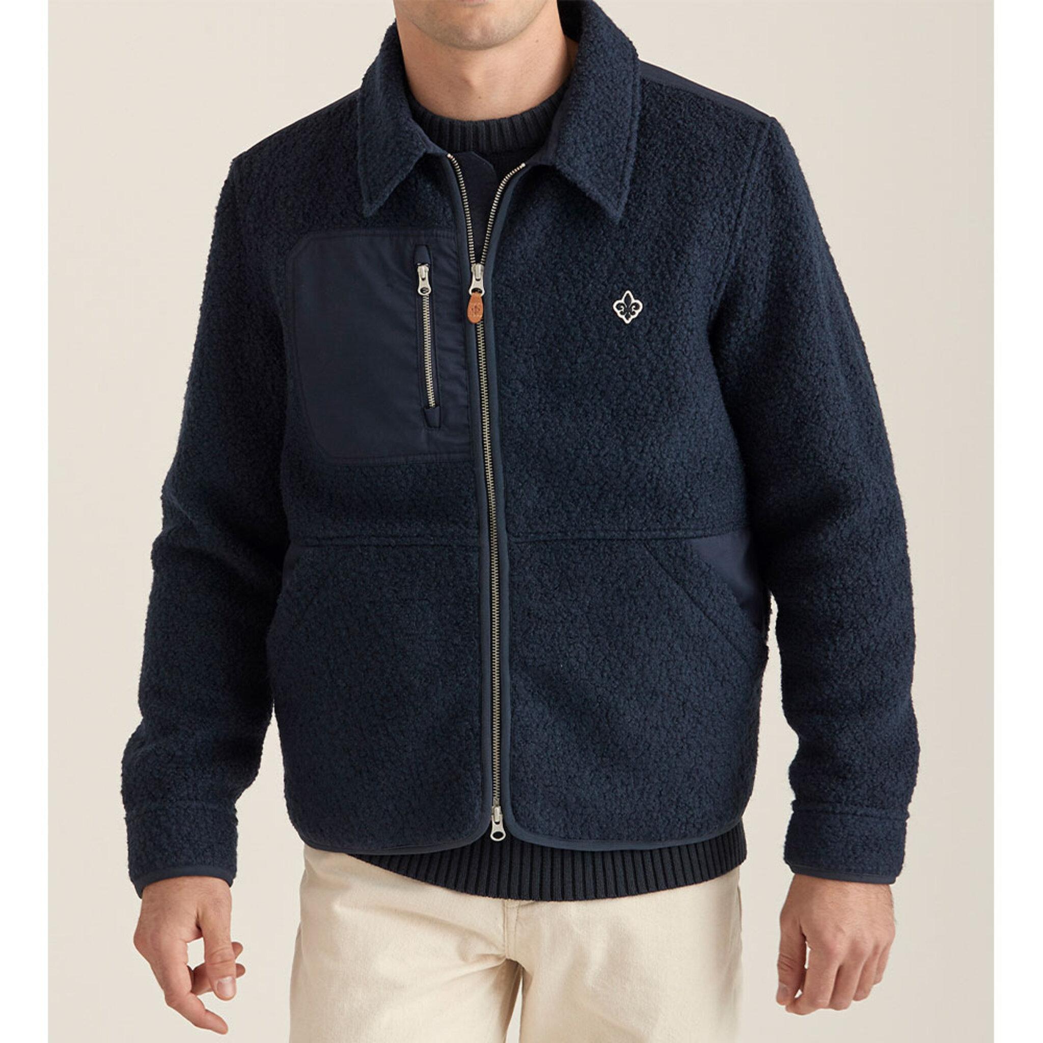 Brookley Pile Jacket
