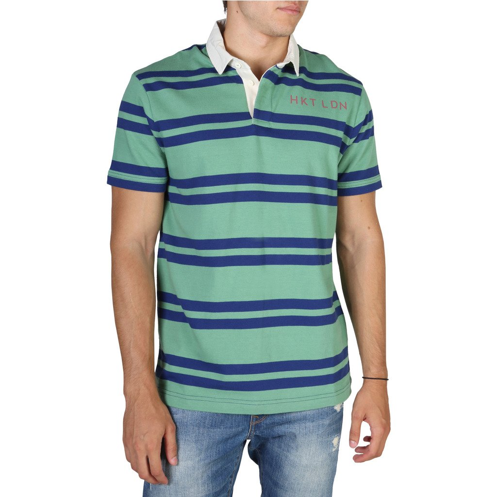 Hackett Men's Polo Shirt Various Colours HM570732 - green S