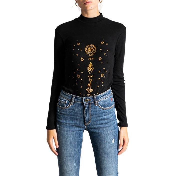 Desigual Women's Knitwear Black 320046 - black S