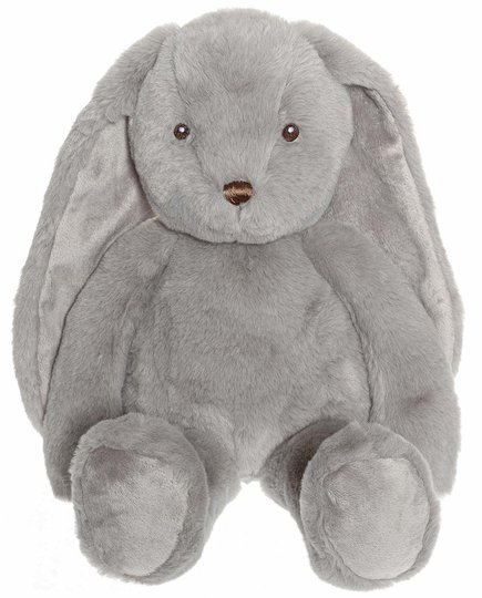 Teddykompaniet Svea Kosedyr 45 Cm, Lysegrå