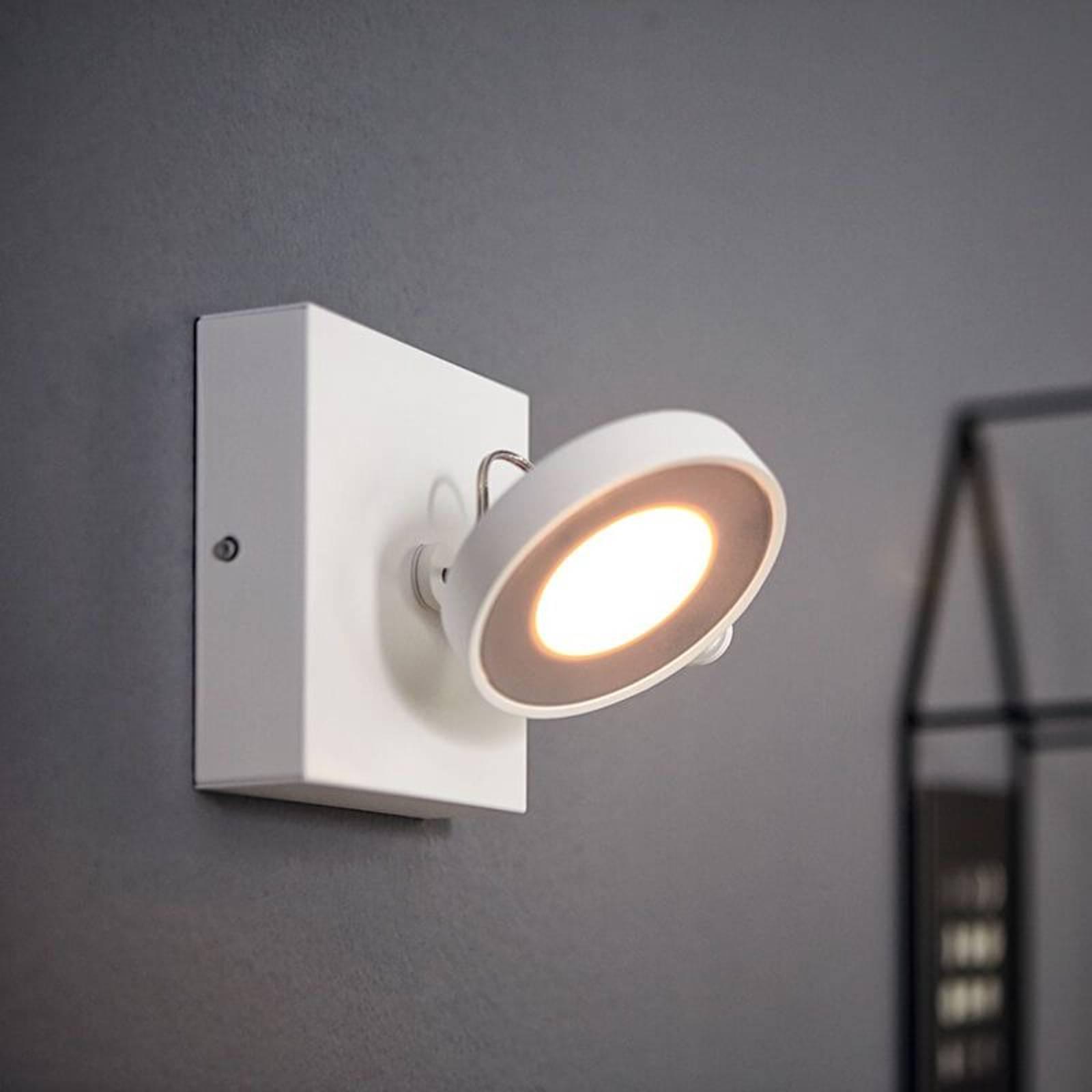 Clockwork – LED-seinävalaisin WarmGlow