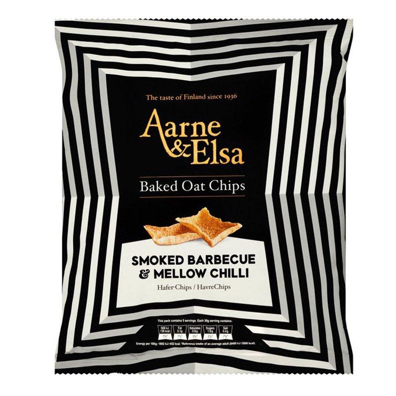 Chips Smoked BBQ & mellow chilli - 50% rabatt