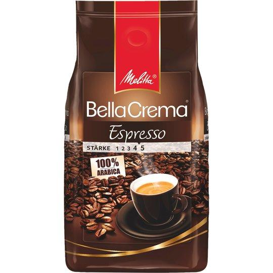 Melitta BellaCrema kaffebönor Espresso