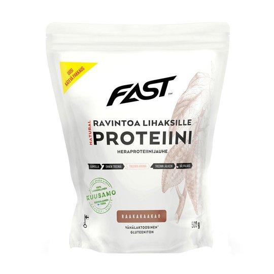 Proteiinijauhe Lakritsi - 46% alennus