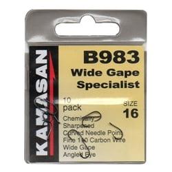 Kamasan Wide Gape Specialist