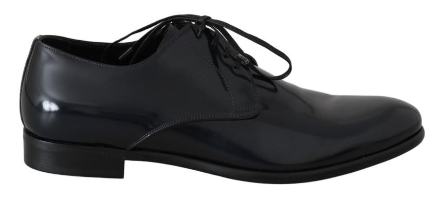 Dolce & Gabbana Men's Shoes Blue MV2350 - EU39.5/US6.5