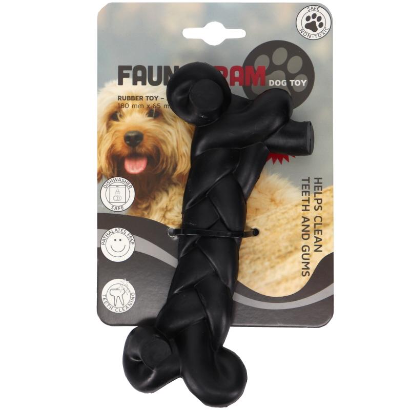Koiran leluluu musta - 43% alennus