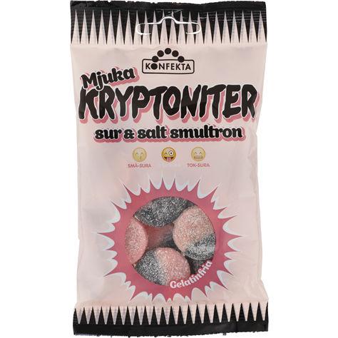 Kryptoniter Mjuka Smultron 60g