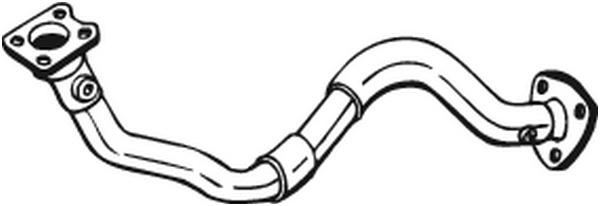 Pakoputki BOSAL 753-153