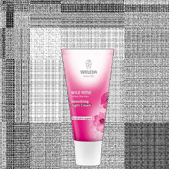 Wildrose Smoothing Night Cream, 30 ml