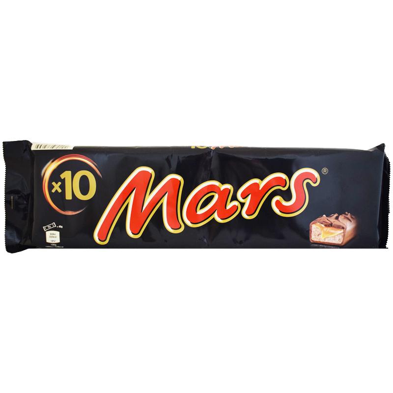 Godis Mars 10-pack - 51% rabatt