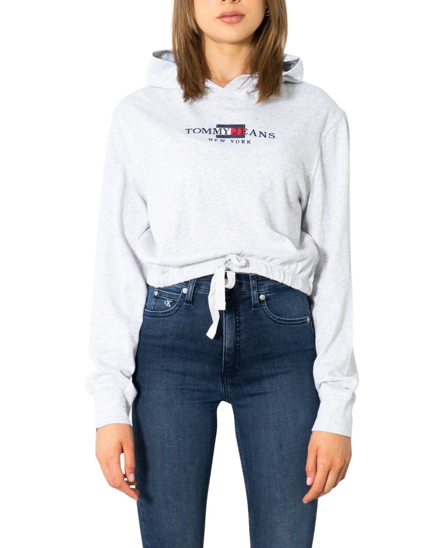 Tommy Hilfiger Jeans Women's T-Shirt Various Colours 298818 - grey XXS