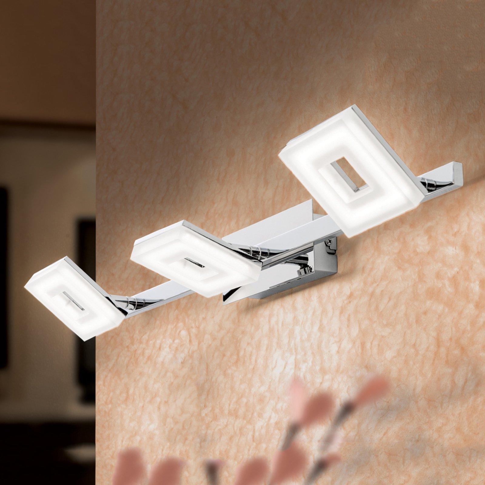 Trelys LED-vegglampe David, 58 cm