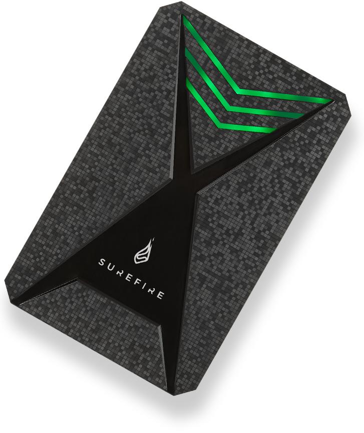 Surefire - GX3 2.5'' Gaming HDD 1TB
