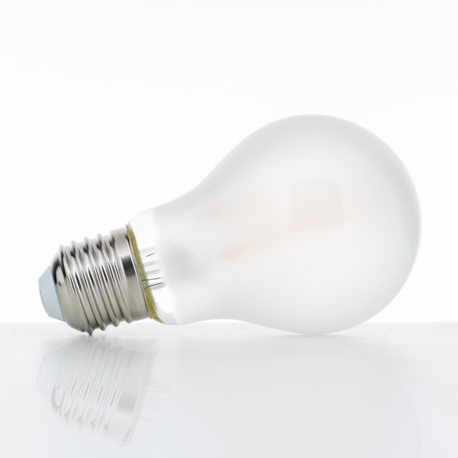 LED-lamppu E27 A60 9W matta 827 himmennettävä