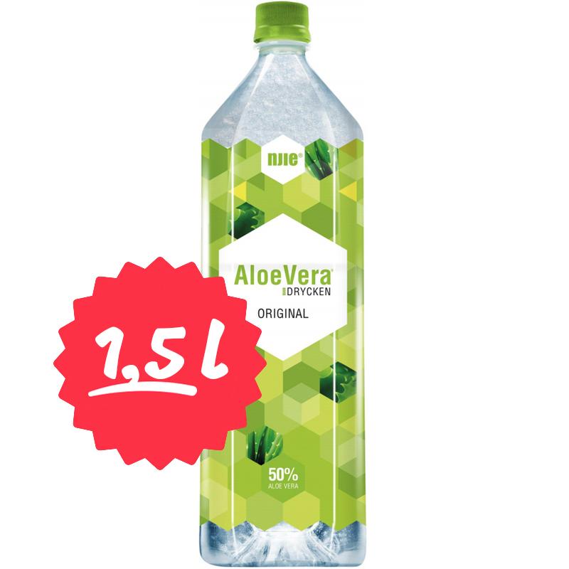 """Dryck """"Aloe Vera"""" 1,5l - 53% rabatt"""