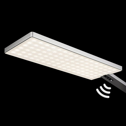 Nimbus Force One LED-lattiavalaisin anod. alumiini