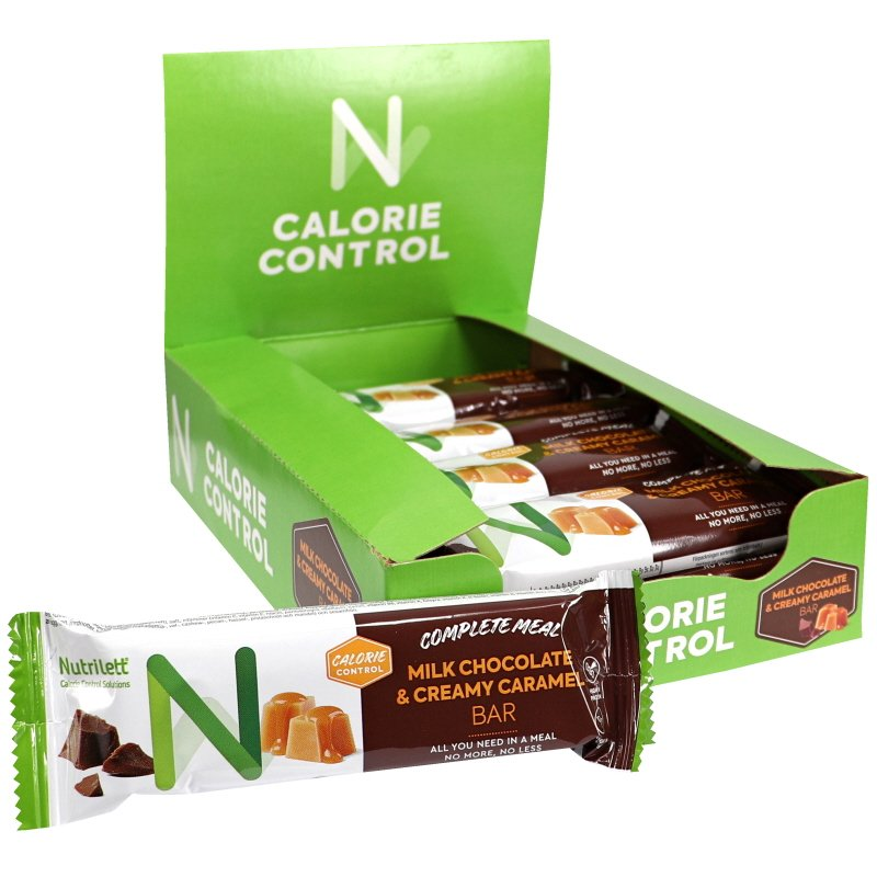 Ateriankorvikepatukat Milk Chocolate & Creamy Caramel 15kpl - 20% alennus