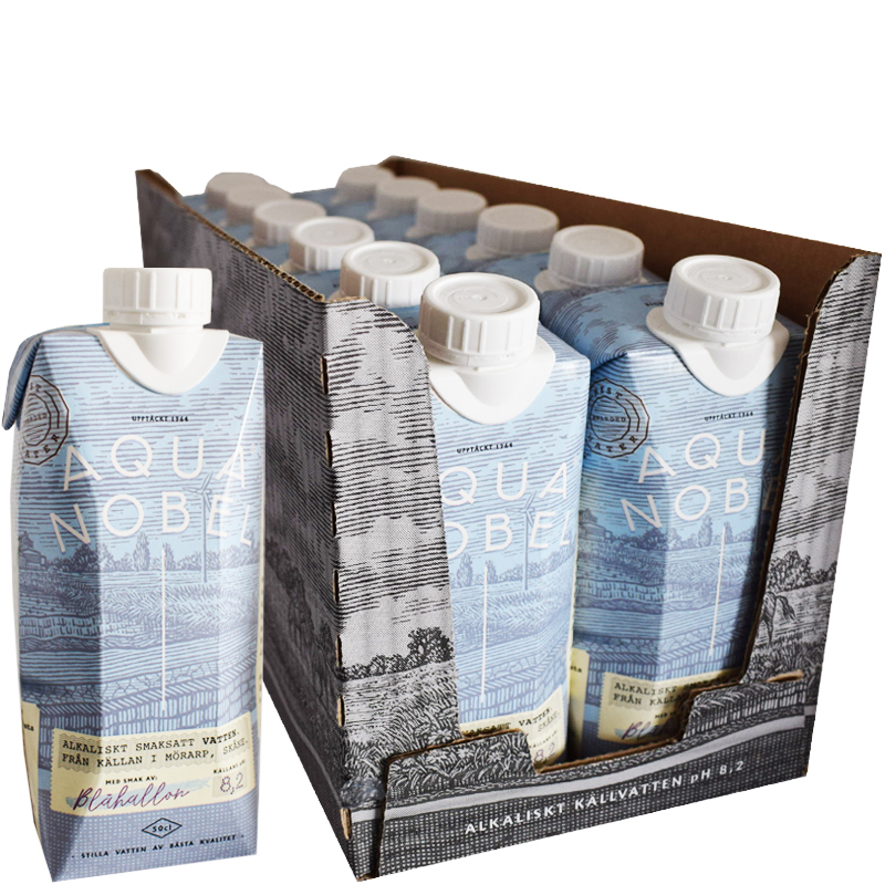 Eko Vatten Blåhallon 12-pack - 60% rabatt