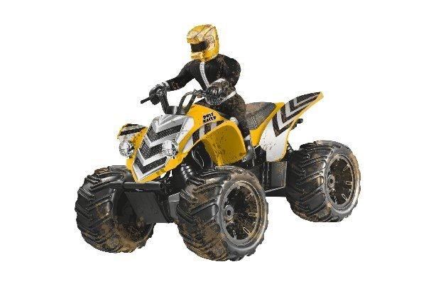 """Revell - R/C Quadbike """"NEW DUST RACER"""" 27MHz (624641)"""