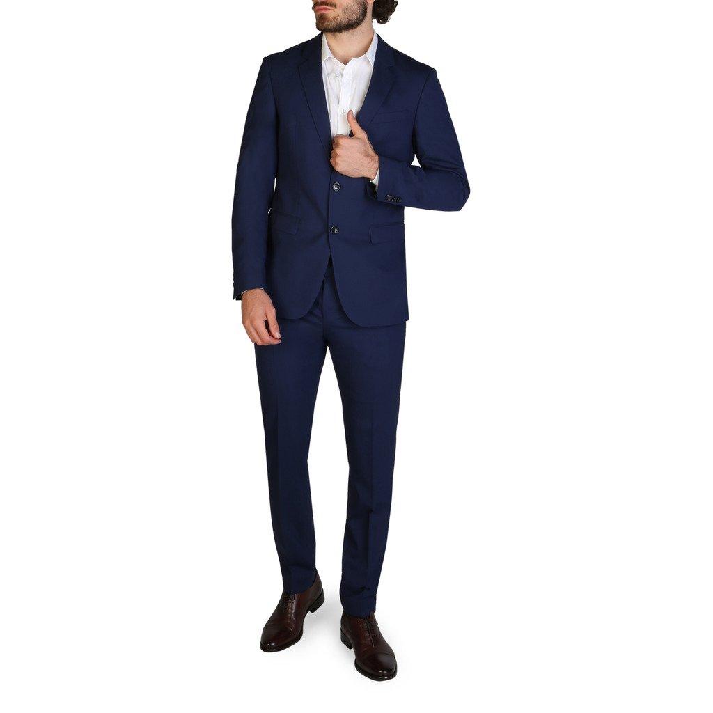 Tommy Hilfiger Men's Suit Blue TT0TT00840 - blue 54