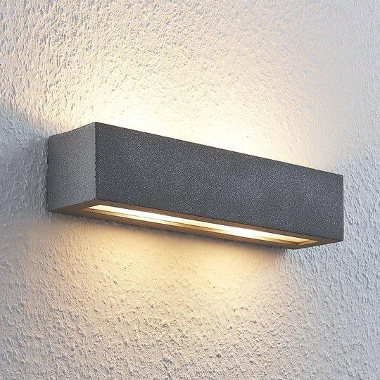 Lindby Nellie LED-seinävalaisin, leveys 35,3 cm