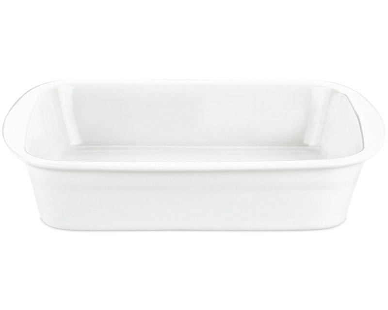 Pillivuyt - Lasagne Dish Medium - White (250434)