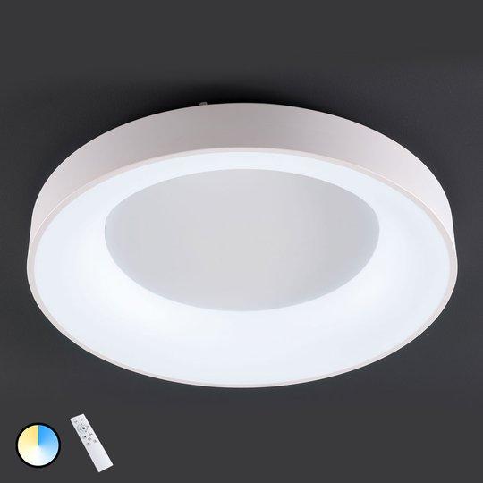 Cameron - LED-kattovalaisin kaukosäätimellä, Ø78cm