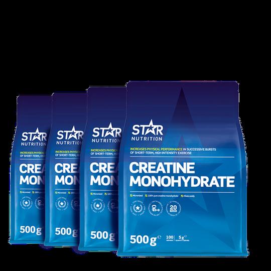 Creatine Monohydrate BIG BUY, 2 kg