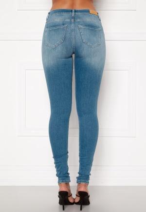 ONLY Shape Life Reg Sk Jeans Light Blue Denim 32/30