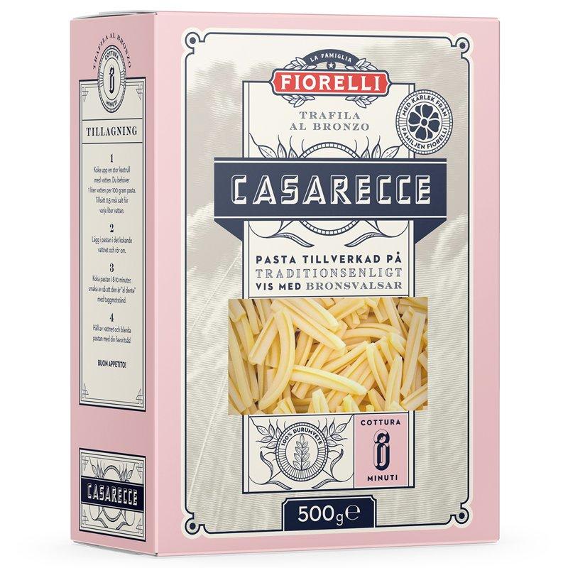 Pasta Casarecce - 26% rabatt