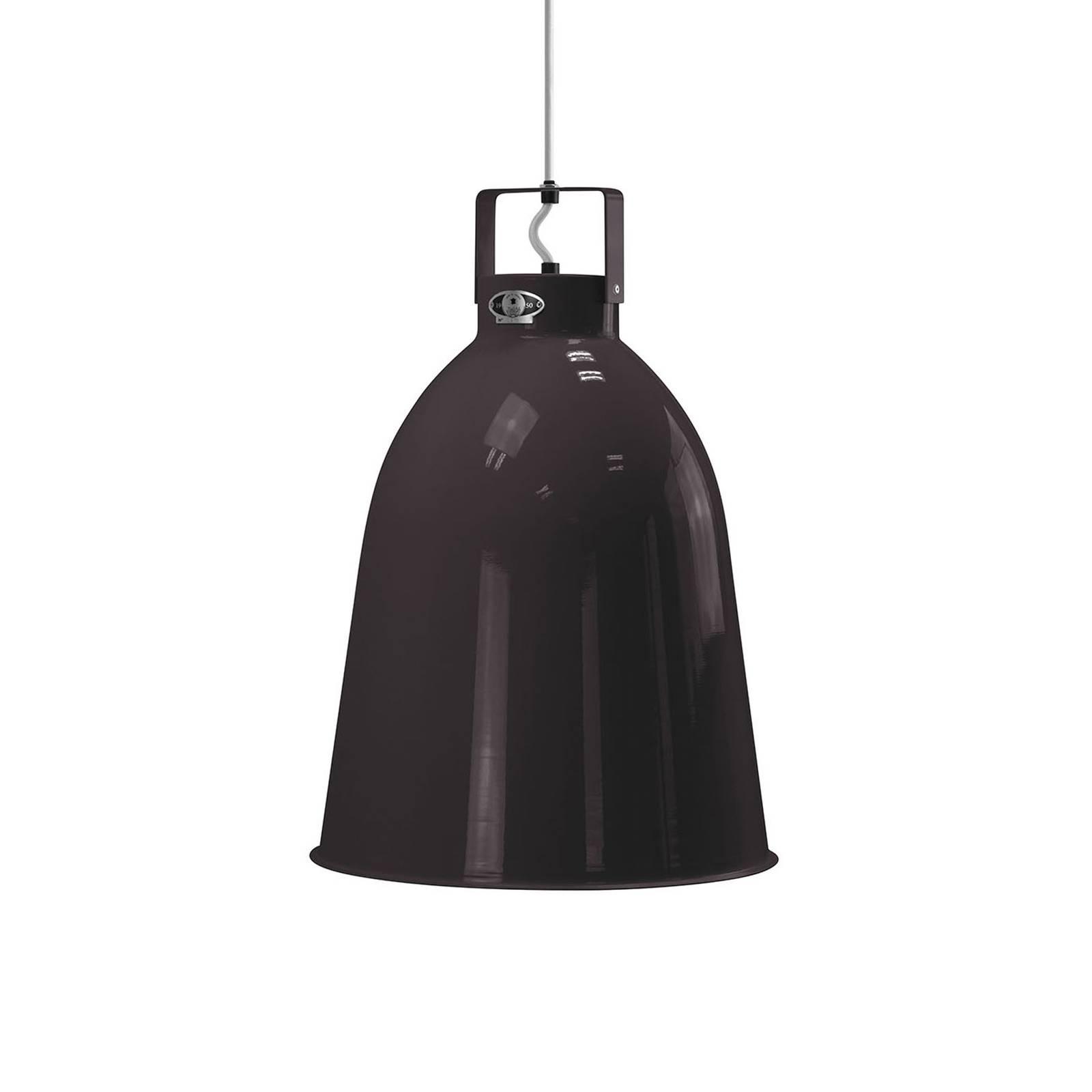Jieldé Clément C360 -riippuvalo, musta Ø 36 cm