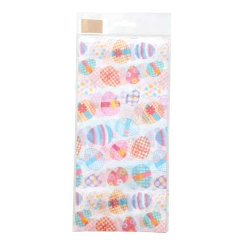 Silkespapper Påskägg - 5-pack