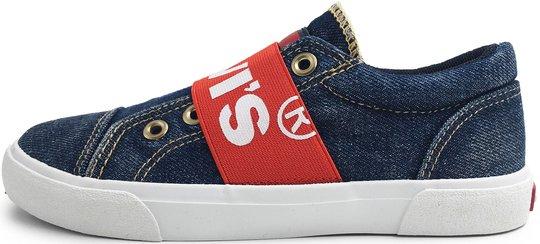 Levi's Bermuda Elastic Sneaker, Blue Denim 29