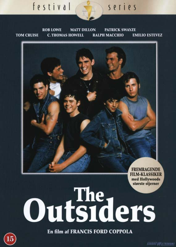Outsiders, The - DVD