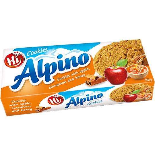 "Kakor ""Apple, Cinnamon & Honey"" 150g - 29% rabatt"