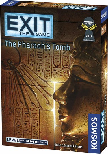 Exit: The Pharaoh's Tomb Selskapsspill
