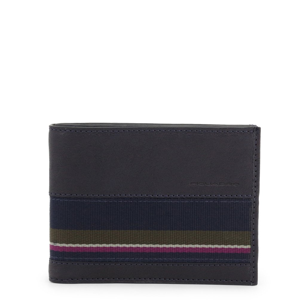 Piquadro Men's Wallet Blue PU1241B3SR - blue NOSIZE
