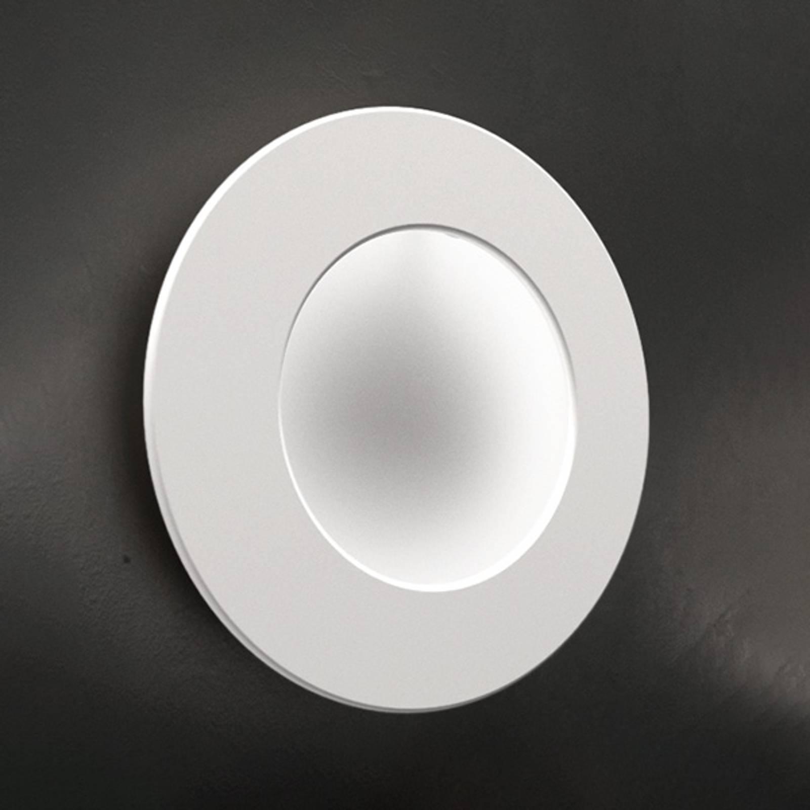 ICONE Vera 26 -LED-seinävalaisin, valkoinen
