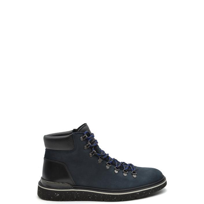 Hogan Men's Boot Blue 167724 - blue 10