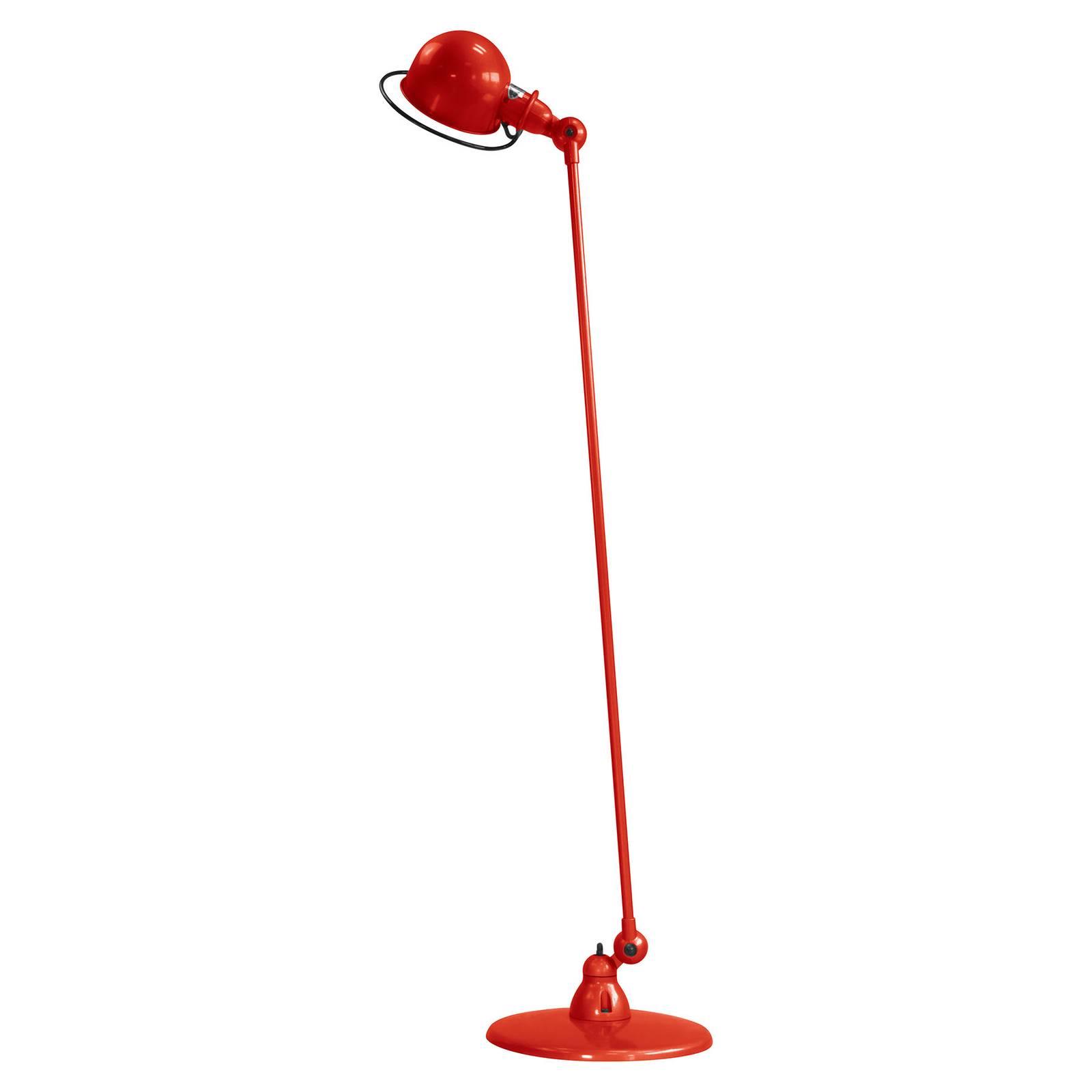 Jieldé Loft D1200 -lattiavalo, säädettävä punainen