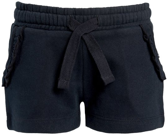 Luca & Lola Duna Shorts, Black 86-92