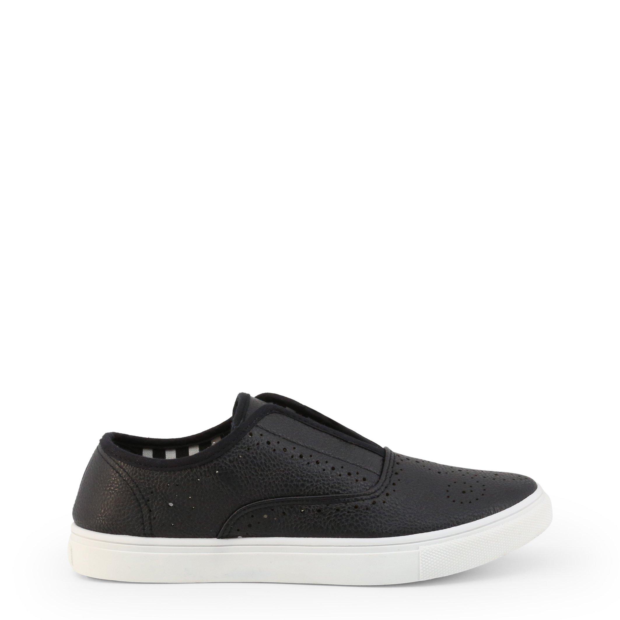 Roccobarocco Women's Slip On Shoe Various Colours RBSC1C701 - black EU 36