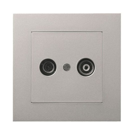 Elko EKO04007 Antennipistorasia liittimillä Alumiini, 7 dB