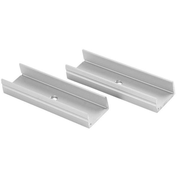 Hide-a-Lite 7501311 Feste aluminium, 2-pakning