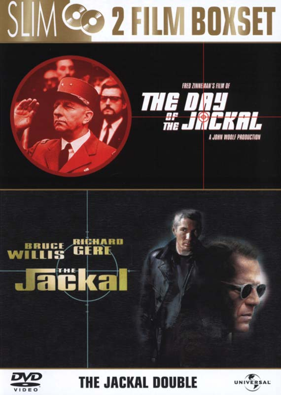 Day of the Jackal, The / The Jackal (2-disc) - DVD